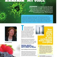 The VoiceeOver Network Yvonne Morley Help Ive lost my voice