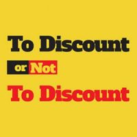 The VoiceeOver Network To discount or not discount