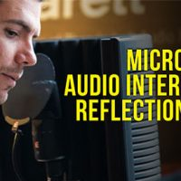 The VoiceeOver Network Microphones Audio interfaces